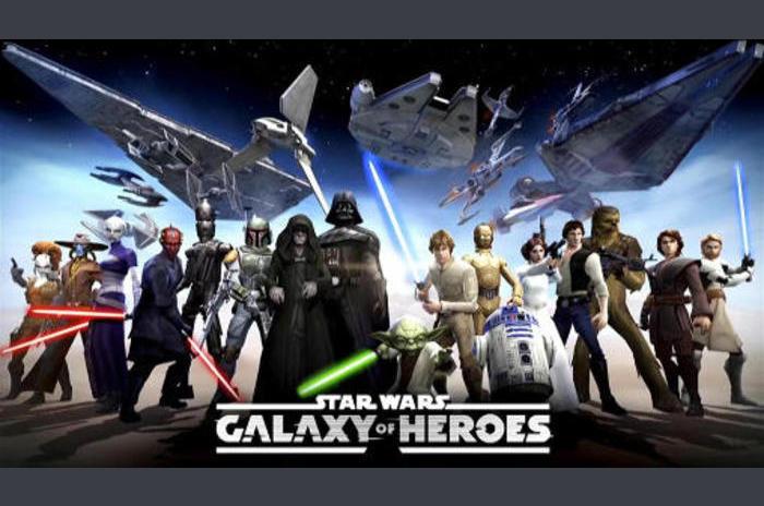 Star Wars: Heroes Galaxy