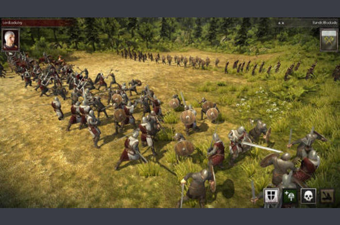 Lupte Total War: UNIT