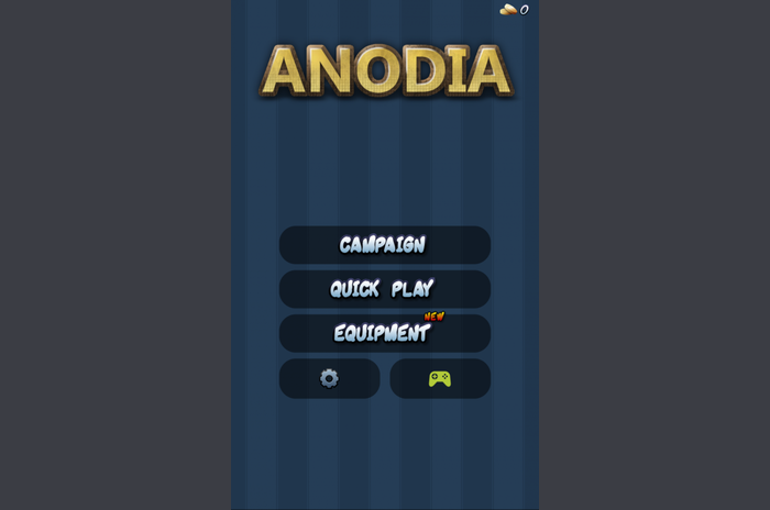 Anodia: Unique Brick Breaker