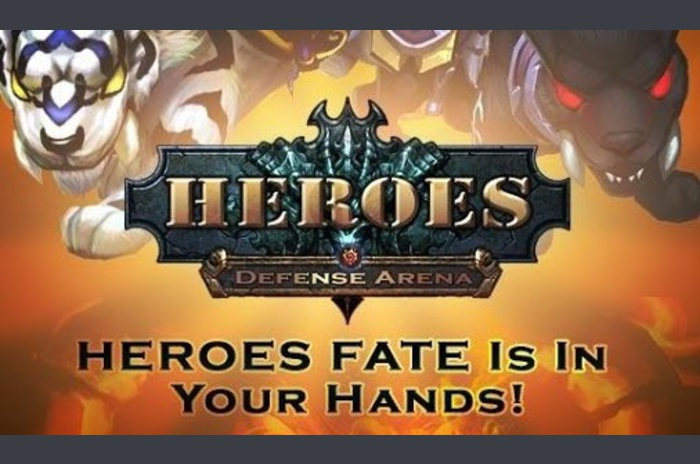 Heroes: Defense arena