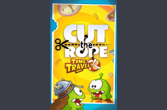 Cut the Rope: Podróże w czasie