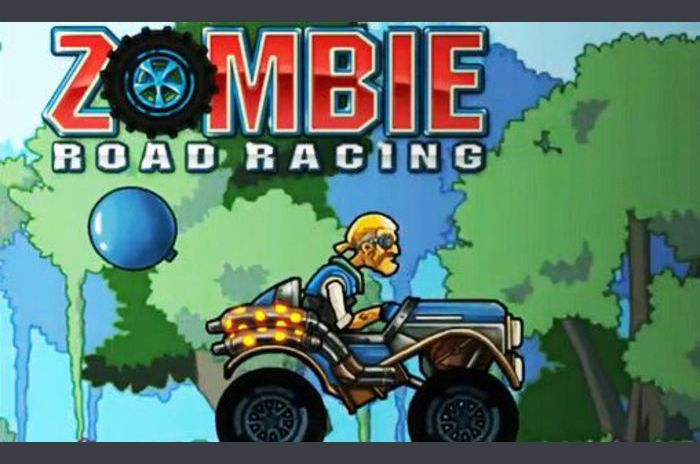Wyścigi drogowe zombie