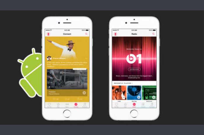 Apple a Muzica