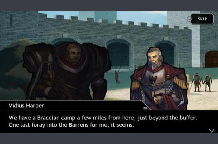 Ravenmark: يلات Estellion