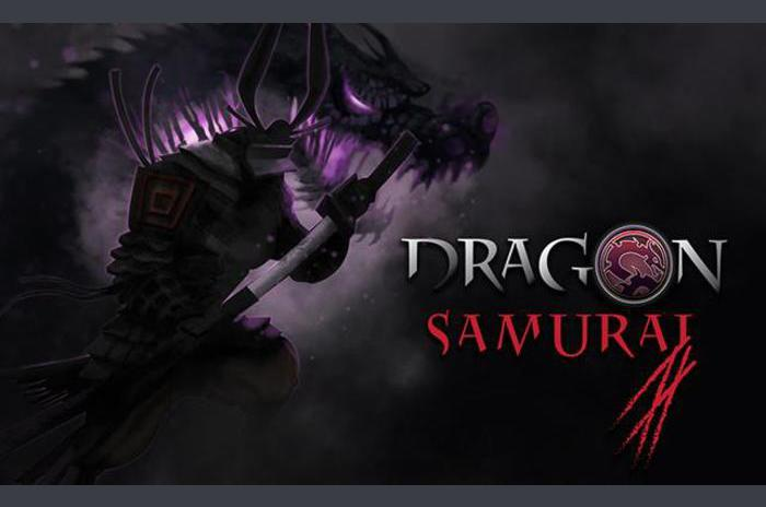 Dragon Of Samurai