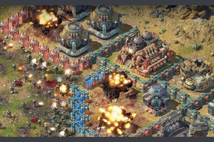 Bitwa o galaktyki - Battle for the Galaxy