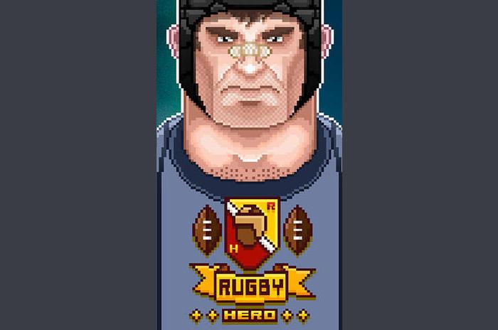 Rugby kahraman