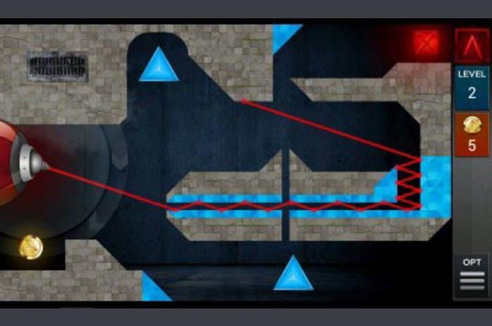 Laserbreak Laser Puzzle
