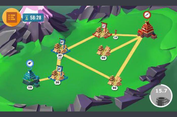 Samuray: Savaş oyunu