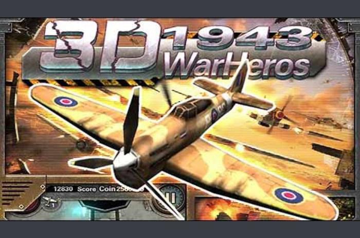 Eroilor de război 1943-3D