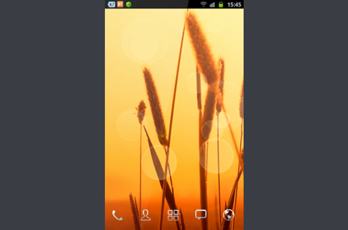 Xperia Sunset Free LWP