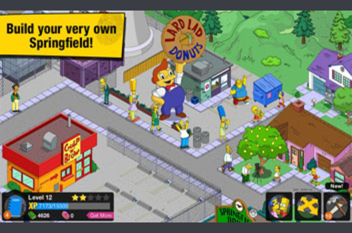 The Simpsons ™: Tapped Out