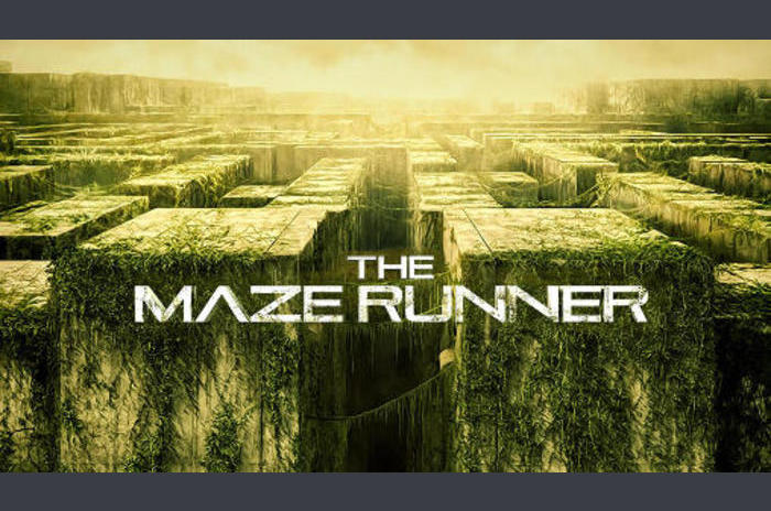 The maze runner by 3Logic - Бігун в лабіринті