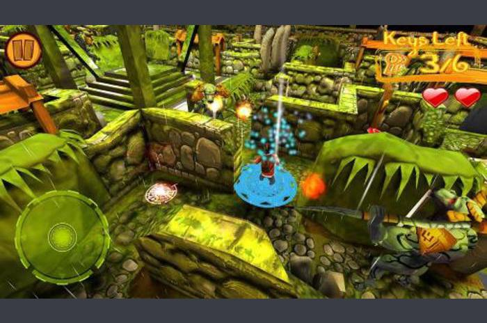 Le labyrinthe coureur par 3Logic - Commencée dans le labyrinthe