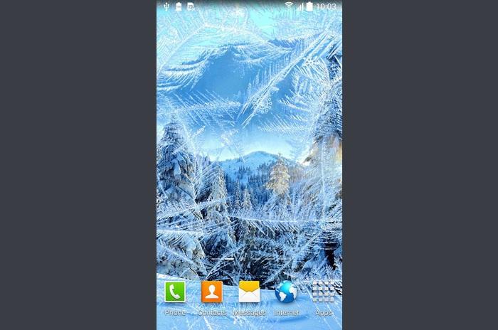 Winter Live Wallpaper