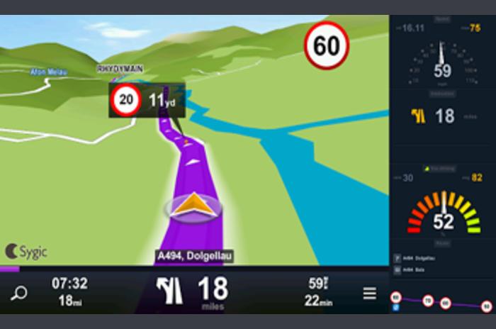 Sygic: GPS de navigare