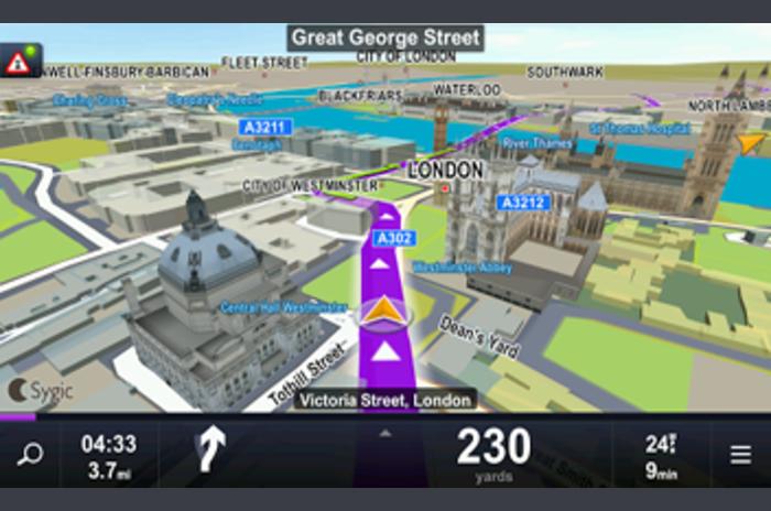 Sygic: GPS Navigation