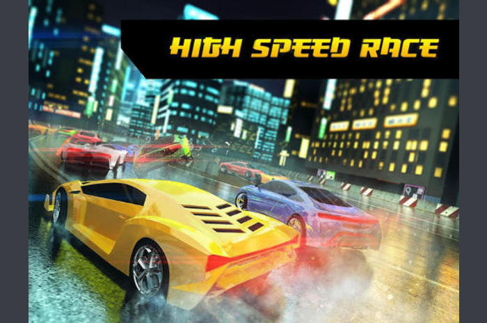 High Speed Race: Course Need