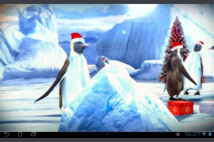 Christmas Edition: Penguenler 3D