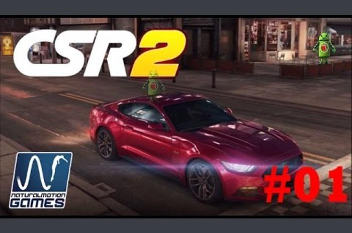 Racing CSR 2