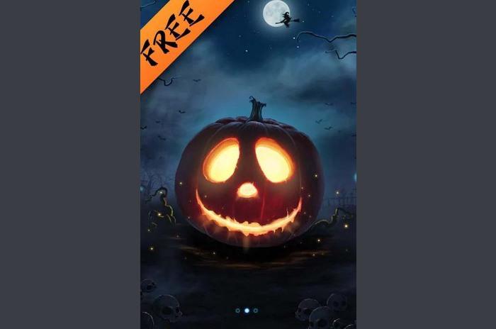 Halloween GO Launcher Theme