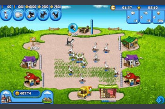 Farm Frenzy Gold