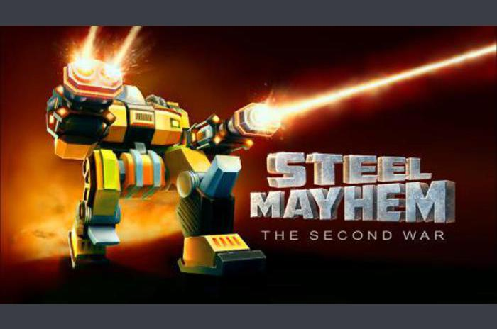Steel mayhem: The second war