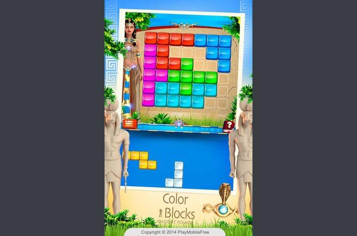 Boja Blokovi