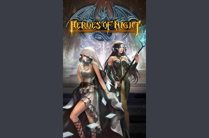 Heroes of night