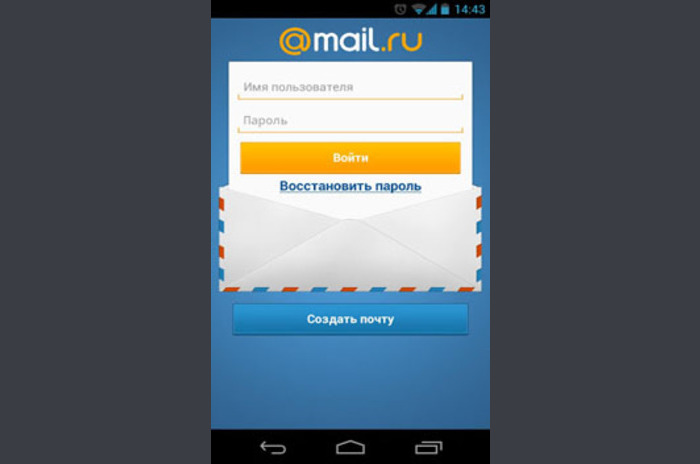 Mail Mail.Ru
