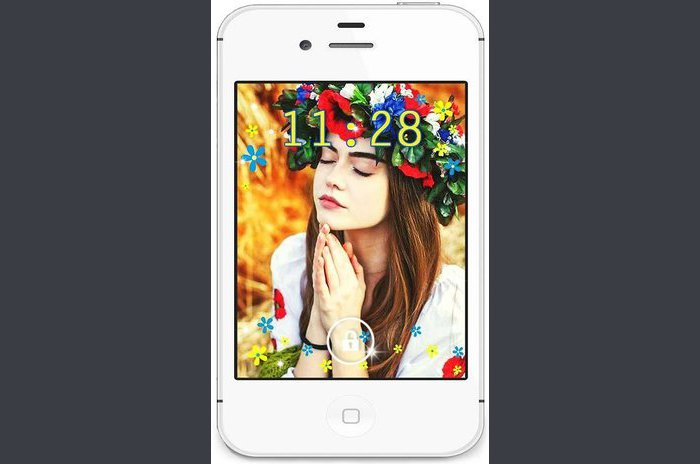 Ucrania Girls Live Wallpaper
