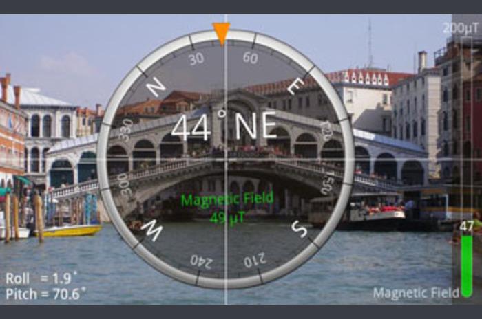 Kompas - Smart Compass