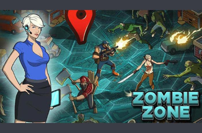 zone Zombie: la domination mondiale