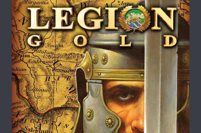 Legion złota