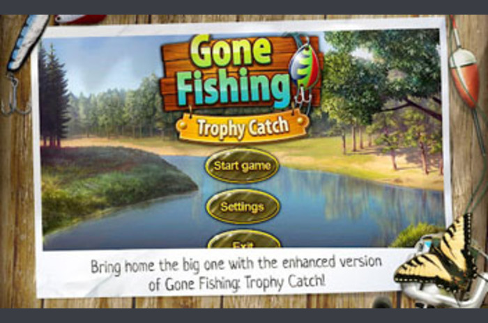 Gone Fishing: Trofej Catch