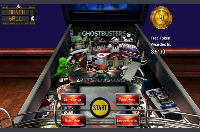 Ghostbusters ™ Pinball