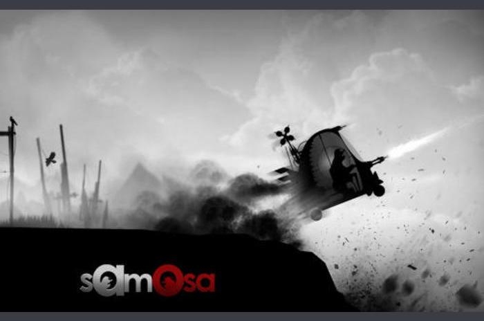 Samosa: อัตโนมัติมือปืนวิ่ง