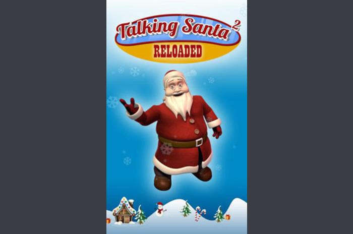 Talking Santa 2