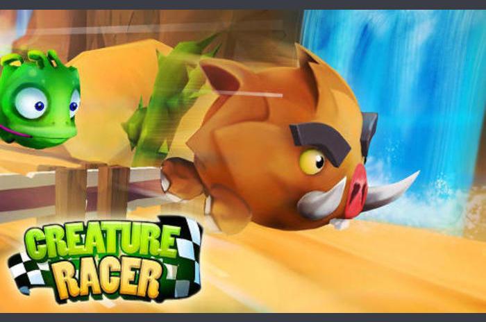 yaratık Racer