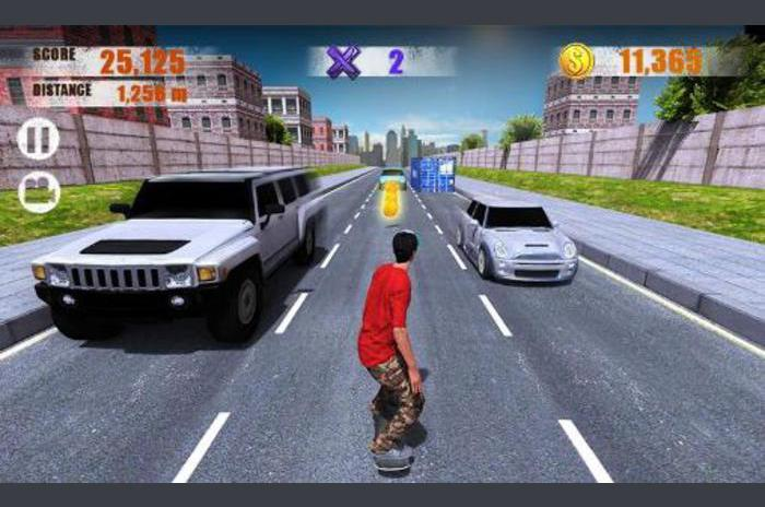 Sokak Skater 3D