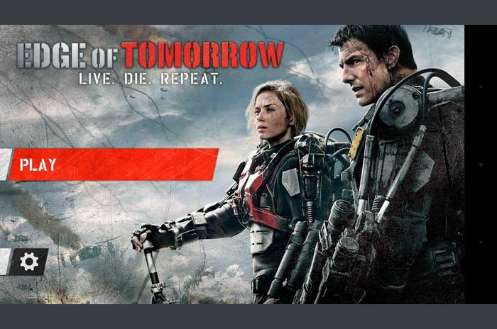 Екшен Edge of Tomorrow Game