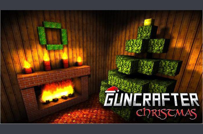 Guncrafter Kerstmis