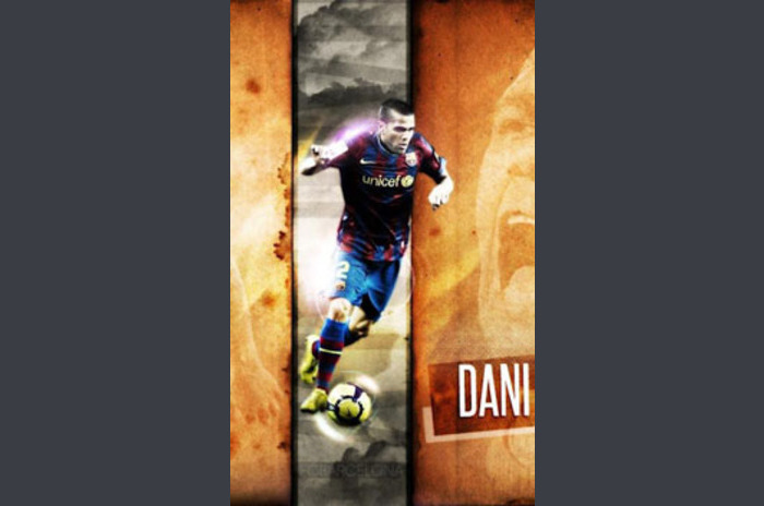 Dani Alves Élő Wallpapers