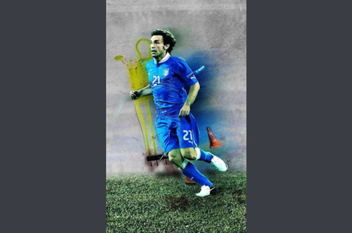 Andrea Pirlo Live Wallpapers