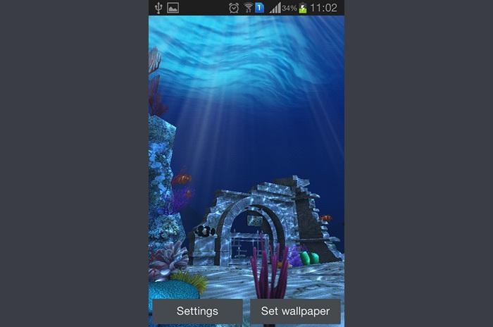Ocean prin tehnologii Linpus