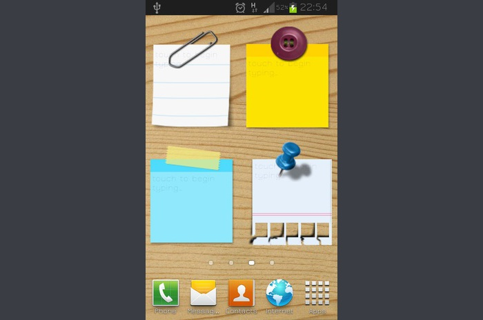 Sticky Notes Widget Free