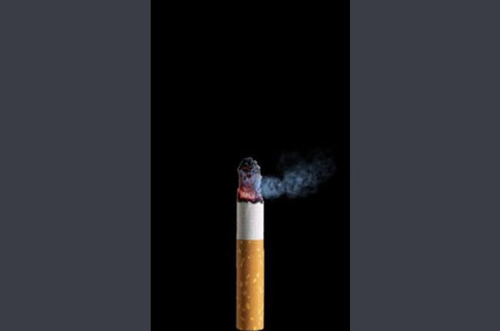 ควันบุหรี่ (ฟรี)