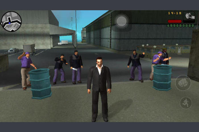 Liberty City Stories: GTA