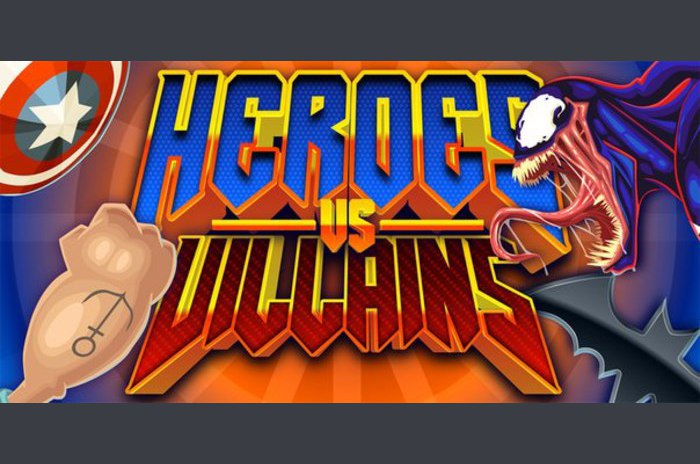 Heroes vs Villains - Heroes Tegen Villains