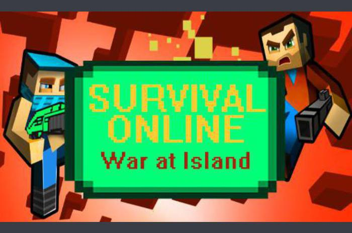 Survival online: War at island